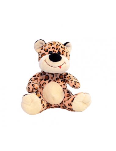 Peluche de leopardo
