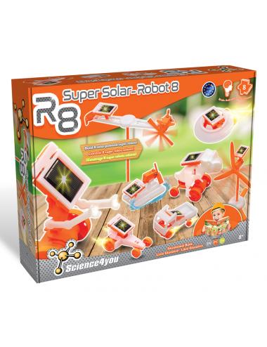 R8 - Super Solar - Robot 8