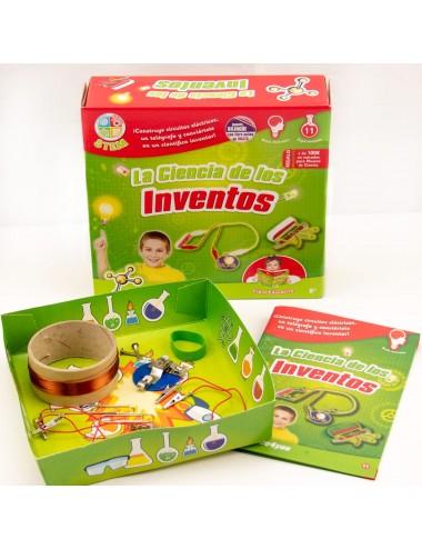 La Ciencia de Los Inventos