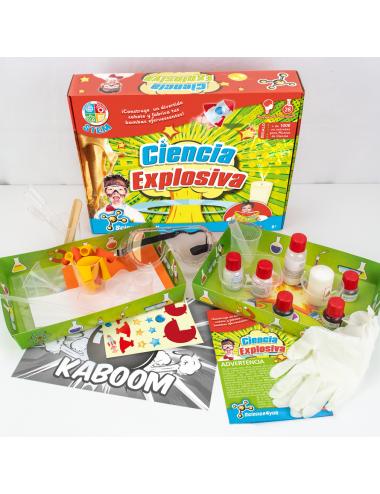 Ciencia Explosiva