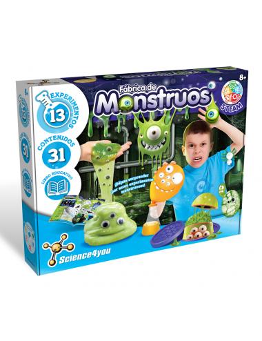 Fábrica de Monstruos
