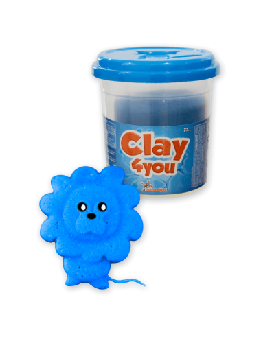 Plastilina Clay4you Azul