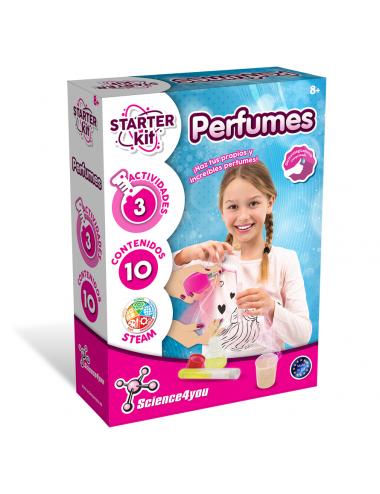 Starter Kit Perfumes