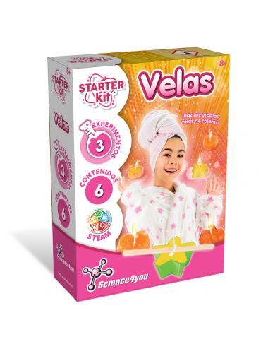 Starter Kit Velas