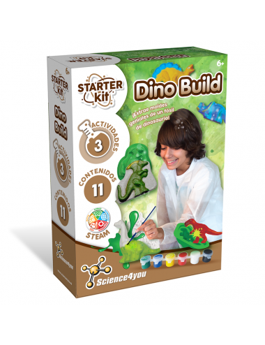 Starter kit Dino Build