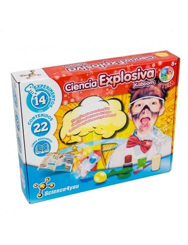 Ciencia Explosiva Kaboom