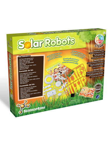 Solar Robots