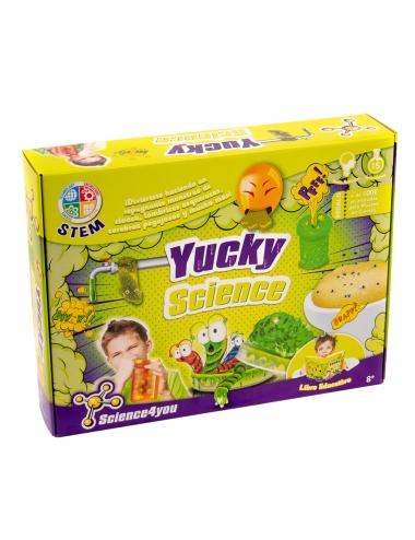 Yucky Science - Laboratório...