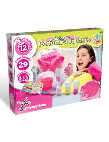 Fábrica de Perfumes y Jabones