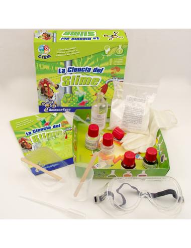 La Ciencia Viscosa - Slime