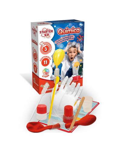 Starter Kit Quimica