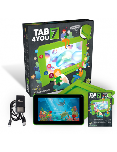 Tab4you 7 | Tablet + Funda...