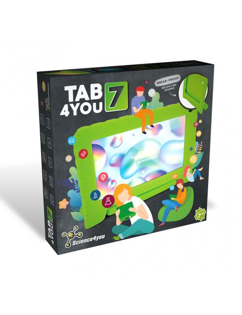 Tab4you 7 | Tablet + Funda...