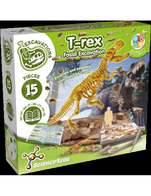Juego Dinosaurio T-Rex