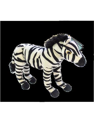 Peluche Cebra 30cm