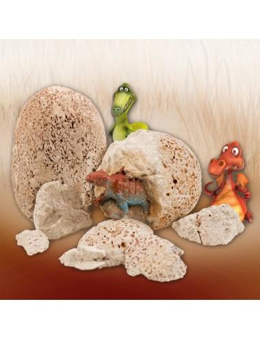 Starter Kit Dino Eggs Sorpresa