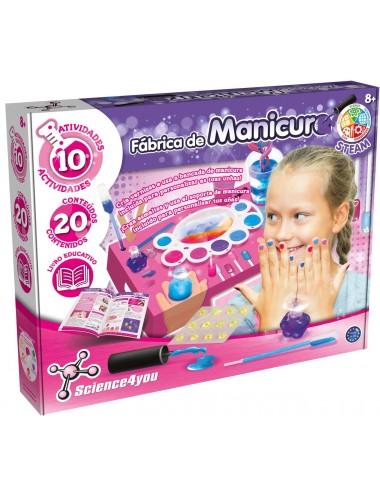 Fábrica de Manicure -...