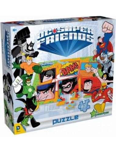 Puzzle - DC Super Heroes...