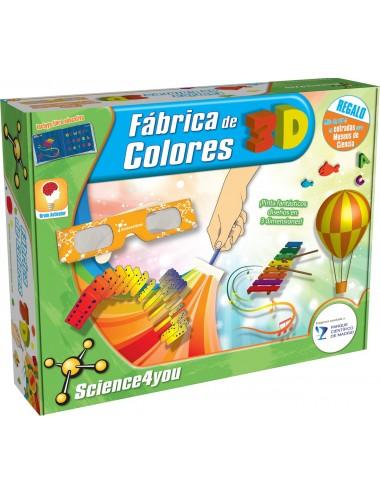 Fábrica de Colores 3D