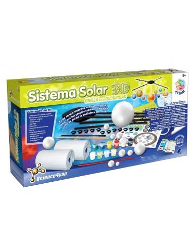 Juguetes del Sistema Solar