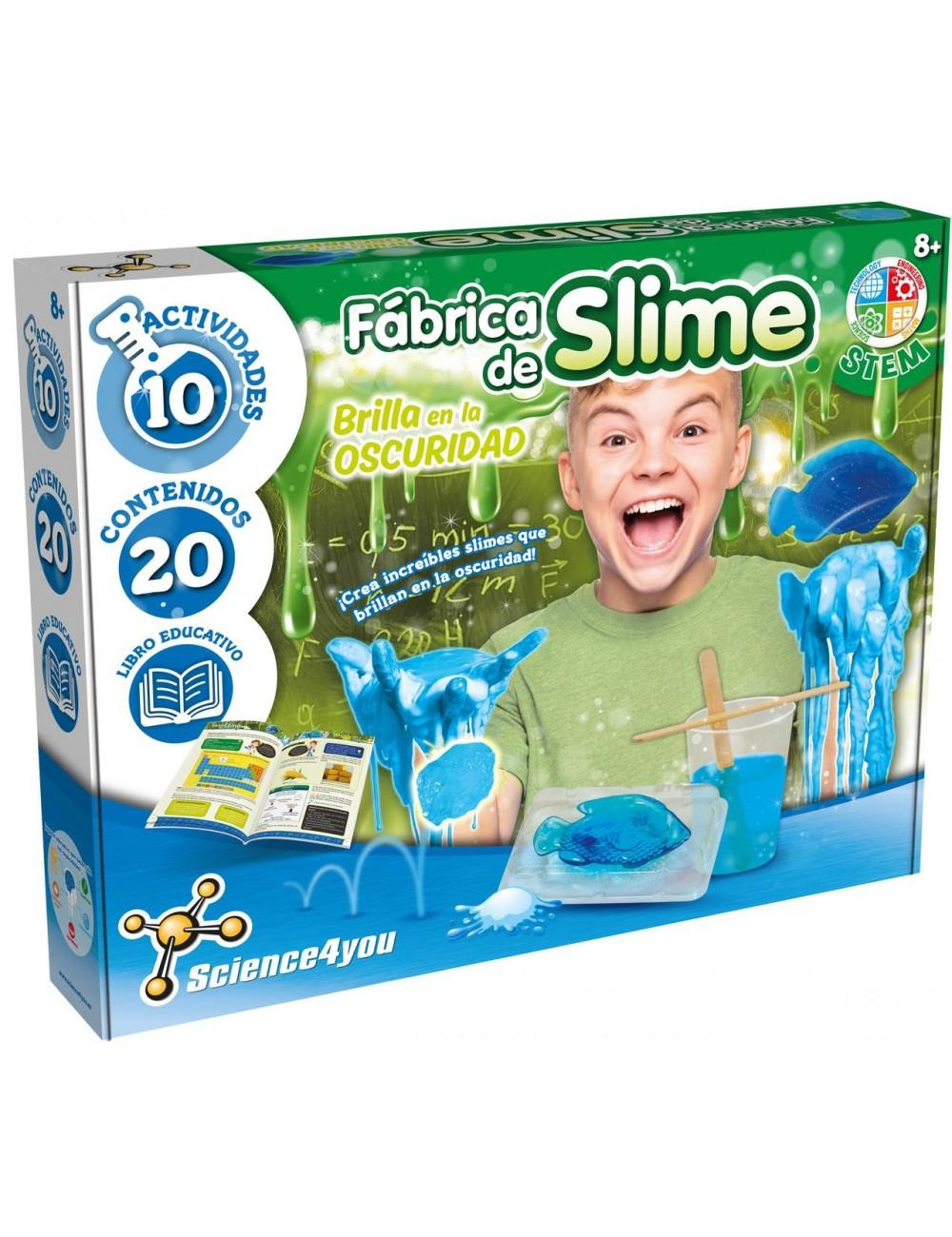 Kit de Slime - Fábrica de Slime