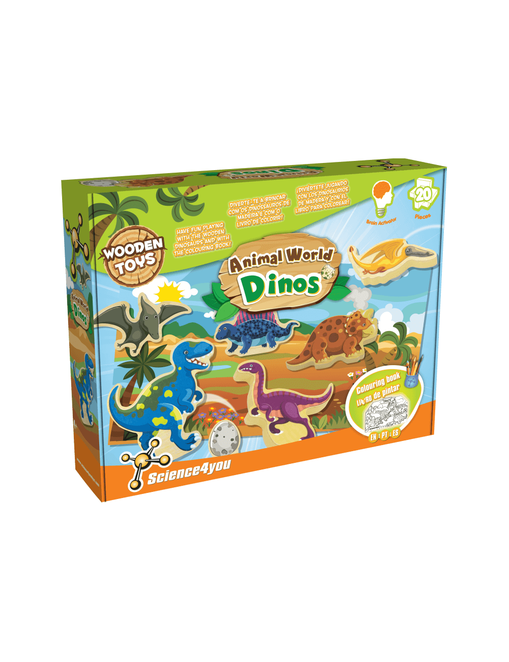 Dino Eggs Saurolophus