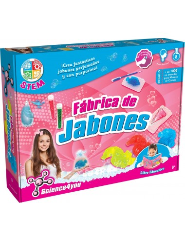 Juguetes Educativos - Fábrica Jabones