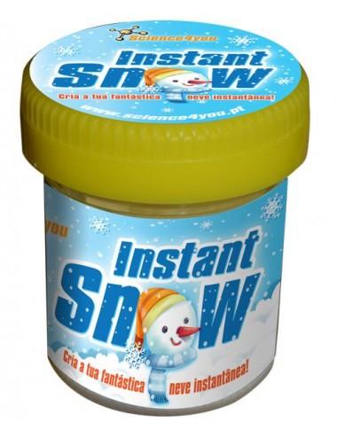 Nieve instantánea - Instant...