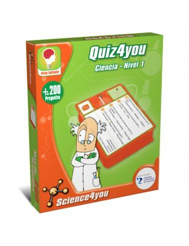 Quiz Ciencia Nivel 1