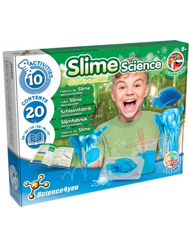 Fábrica de Slime GID -...
