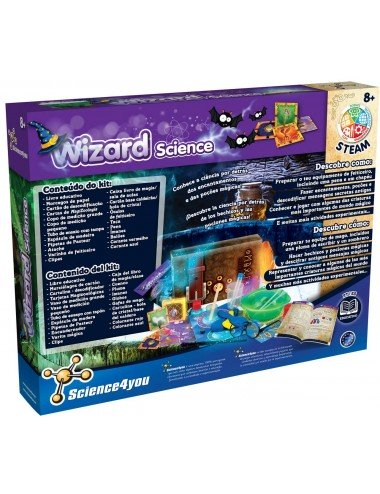 Hechicero - Wizard Science