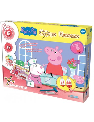 Peppa Pig Cuerpo Humano