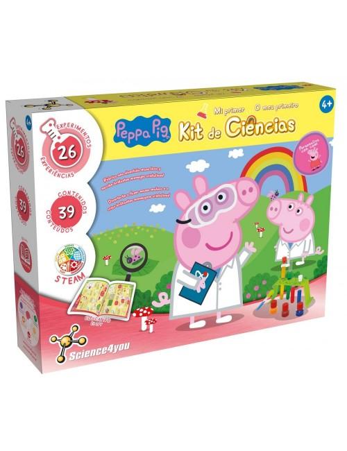 Peppa Pig Mi Primer Kit de Ciencias