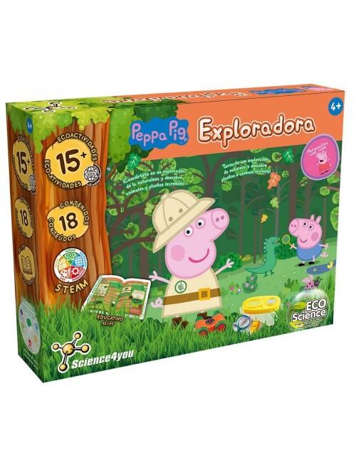 Peppa Pig Explorador da Naturaleza