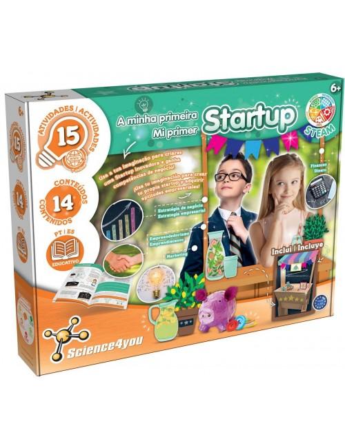 Mi primer Startup