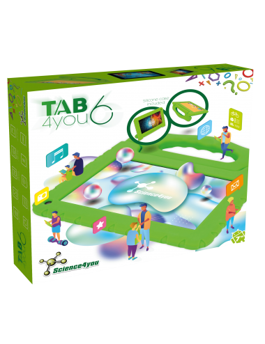 Tab4you 6 | Tablet + Funda...